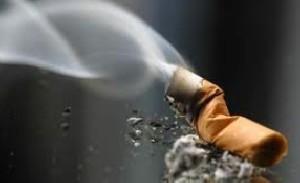 شاه تره و ترک سیگار