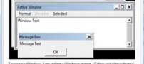 تغییر فاصله بین آیکن های دسکتاپ در ویندوز ۷