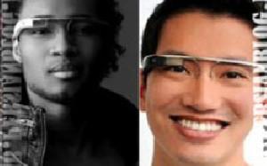 عینک جالب گوگل