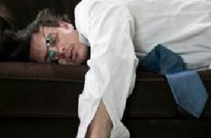 آیا با خستگی از خواب بلند میشوید؟