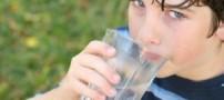 نوشیدن آب با دمای ملایم
