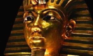 توت عنخ آمون از معروفترین فراعنه مصر