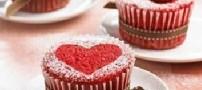 طرز تهیه شیرینی قرمز