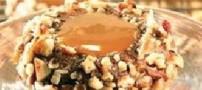 شیرینی کارامل و طرز تهیه آن