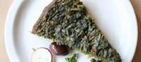 كوكوی سبزیجات برای افراد با كلسترول بالا