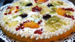 پیتزای میوه جات و نحوه ی آماده سازی آن