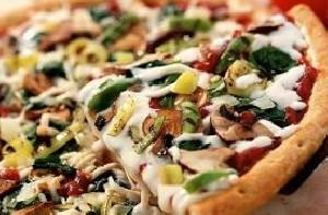 تا بحال پیتزای کم کالری خورده اید؟