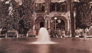 پیشینه تاریخی کاخ گلستان