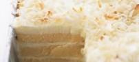 کیک نارگیلی  را چگونه درست میکنند؟