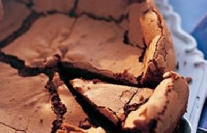 نحوه ی درست کردن کیک شکلاتی با کرم