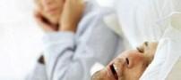 خرخر كردن در خواب و خطر حمله قلبی