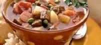 سوپ به عنوان پیش غذا بهترین گزینه است