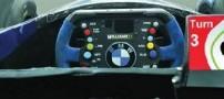دمای کابین راننده در زمان مسابقه