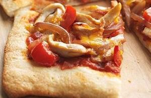 طرز تهیه پیتزا مرغ