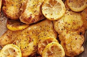 طرز تهیه مرغ با کره لیمویی