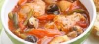 طرز تهیه خوراک مرغ فرانسوی