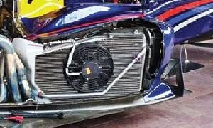 شاسی فیبرکربنی خودرو