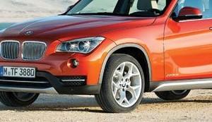 معرفی خودرو ب ام و X1