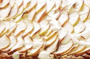 تارت سیب نورماندی  و نحوه ی پخت آن