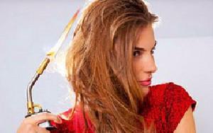 سوال درباره ی مو های شکننده