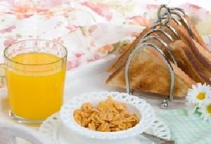 نکته ی جالب درباره ی صبحانه