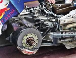 تایرهای مورد استفاده در مسابقات سرعت