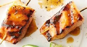 طرز تهیه ماهی چوبی کاراملی