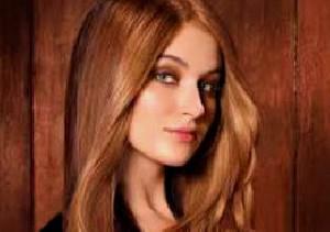 یک رنگ باحال برای مو های شما