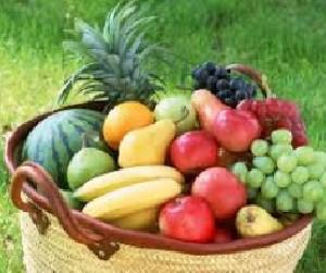 انتخاب غذاهای سالم و مطابق با سبد غذایی
