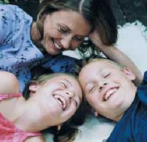 خوشبختی و سلامتی فرزندان