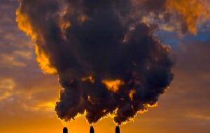 اشاره به آلودگی محیطی