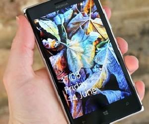 لومیا ۹۲۵ نوکیا سومین گوشی هوشمند