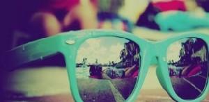 عینک روی چشمانت را عوض کن