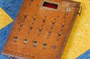 نخستین ماشین حساب دنیا