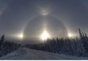 اتفاق بسیار جالب در قطب جنوب