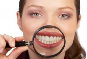 تفاوتی که بین دندان ها