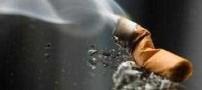 اقدام خود به ترک کردن سیگار