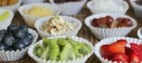 راه های جالب برای درست کردن چیپس میوه