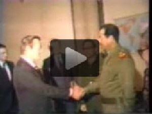جنگ ایران و عراق در اواخر جنگ سرد