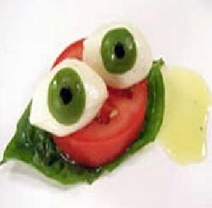 سلامت چشم خود را با غذا خوردن به دست بیاورید