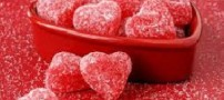 شیرینی قلبی خوشمزه درست کنید