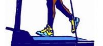 رفع تورم بدن با ورزش کردن
