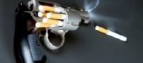 کودکان در معرض خطر دود سیگار