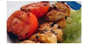 طبخ جوجه کبابی با طعمی خاص