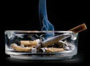 سیگار در محیط باقی میماند؟
