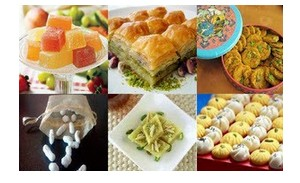 شیرینی های معروف ایرانی کدامند؟