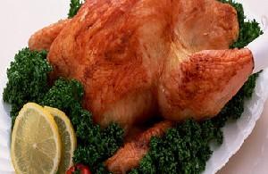 مرغ شکم پر و نحوه ی تهیه آن