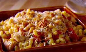 مرغ تنوری ایتالیایی به سبک جدید