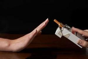 بعد از ترک سیگار در بدن
