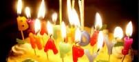 مسیج های تولد بسیار زیبا